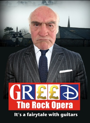 Rotkin from Greed The Rock Opera